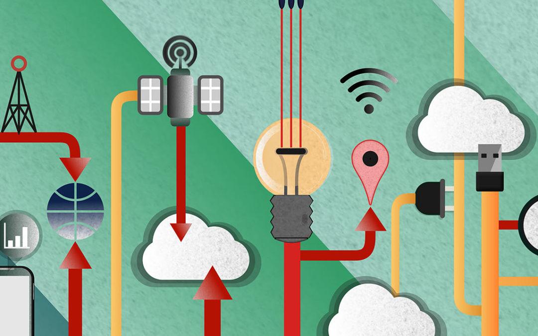 Industri 4.0 – tvätta renare med hjälp av IoT du också