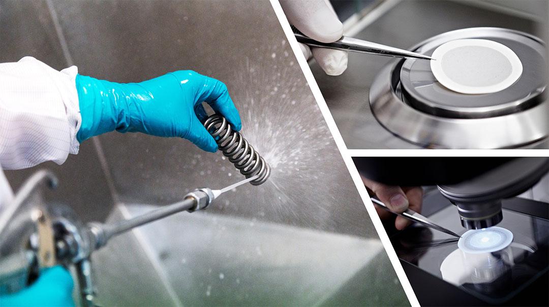 Viverk bygger svensktillverkade tvättanläggningar för industri, så kallade industritvättmaskiner, och skräddarsydda specialtvättar för industriellt bruk. En industritvätt (industrial washing equipment) från Viverk håller hög kvalitet och använder återvinning för att maximera ekonomi och minimera miljöavtryck. VIverks industritvättanläggningar finns i en mängd olika utföranden som korggodstvätt, kammartvätt, tunneltvätt, Flow-Jet, karuselltvätt som alla kan fås med automation och integreras i större system med automatiserade transportsystem.