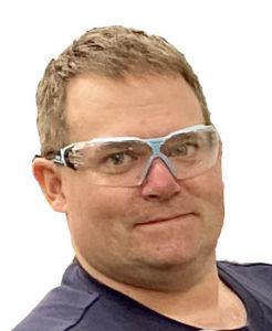 Joakim Dahl, produktionsledare på Xylem.
