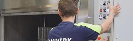 Så fungerar en kammartvätt från Viverk