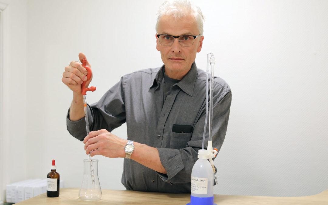 Rätt kemi sparar både pengar och miljö