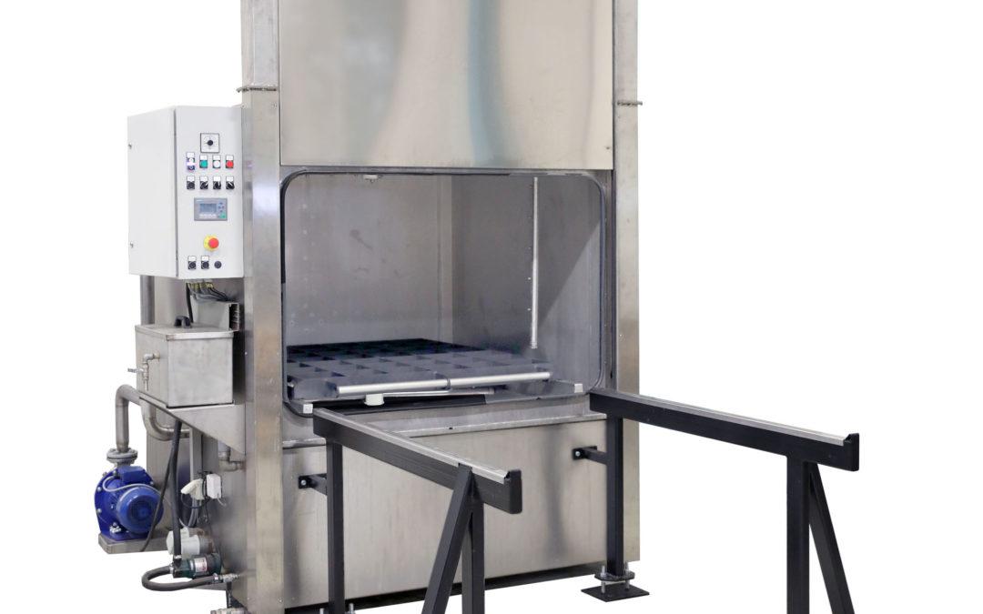Leveransklar industritvätt – Viverk VKT-155 Basic