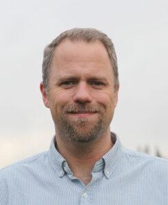 Roger Åsberg, chefskonstruktör på Viverk AB.