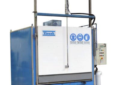 Begagnad industritvätt till salu – Viverk VKT-164-P