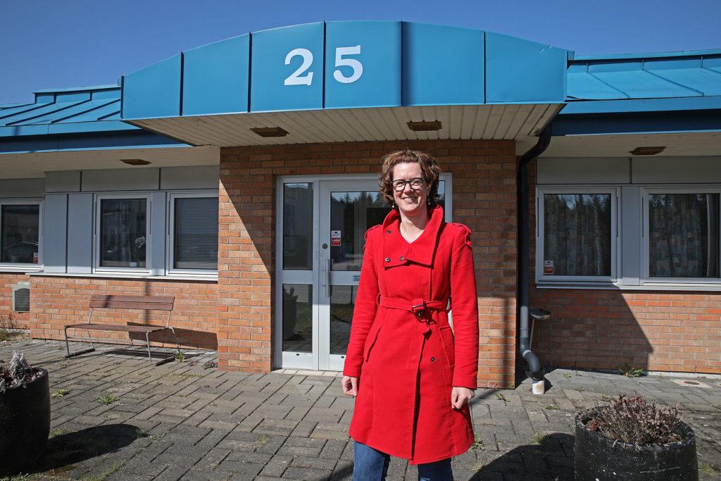 Välkommen till Viverk Caroline Johansson!